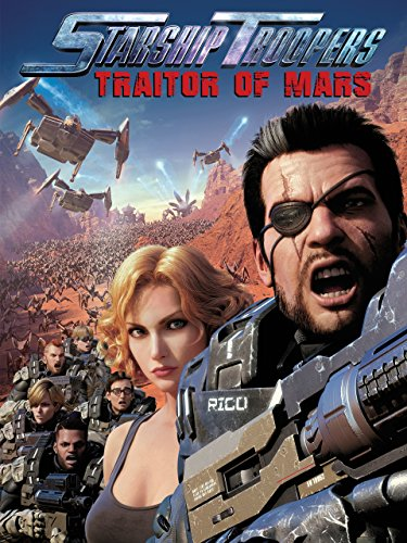 Starship Troopers: Traitor of Mars (4K UHD)