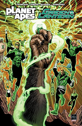 Planet of the Apes/Green Lantern (English Edition)