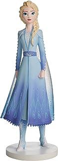 Enesco Disney Showcase Frozen II Elsa Figurine, 8.39 Inch, Multicolor