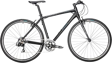 REID Men's Urban X0, XL Commuter And Folding Bike - Black, 130 x 40 x 20