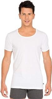 Jockey Men's Half Sleeve Round Neck Vest (Pack of 2)