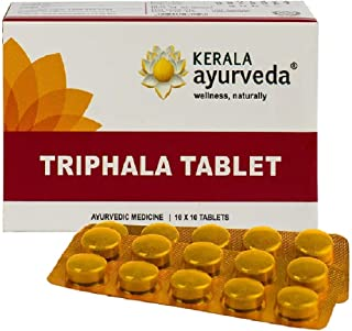 Kerala Ayurveda Triphala Tablet - 100 Tablets (Pack of 1)