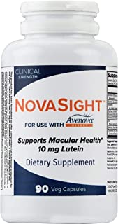NovaSight, Comprehensive Eye Health Supplement with Lutein, for use with Avenova (90 Capsules)
