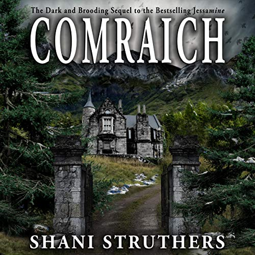 Comraich audiobook cover art