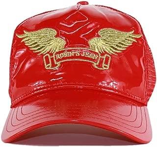 Robin Trucker Hat OSFA RED