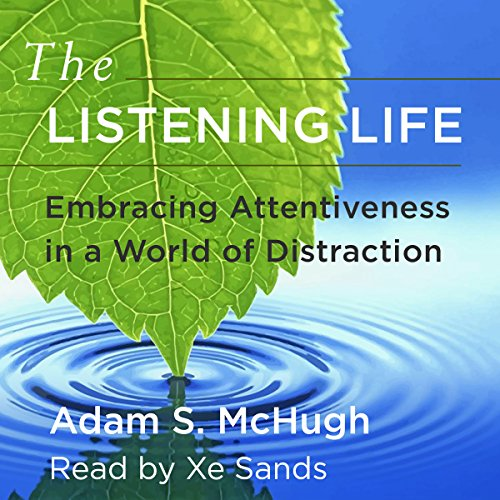 The Listening Life audiobook cover art
