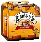 Bundaberg Diet Ginger Beer, 12.7 Fl Oz (Pack of 4)