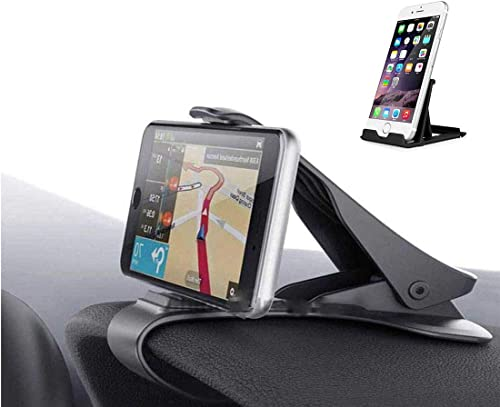 King Shine Combo Offer Dashboard Mobile Phone Mount Stand Car Chimti Dashboard Phone Holder Mount Mobile Clip Stand For All Smartphones And One Foldable Holder Mobile Stand