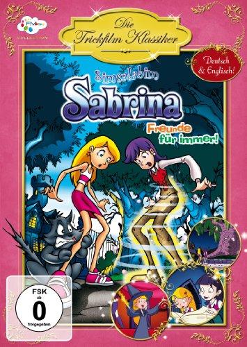 Die Trickfilm-Klassiker - Simsalabim Sabrina: Freunde für immer