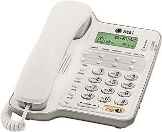 Single Line Speakerphone in White