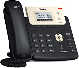 $52 » Yealink SIP-T21P E2 Entry Level IP Phone with PoE, Backlight (Renewed)
