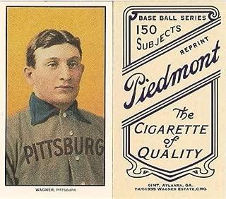 Best honus wagner tobacco card Reviews