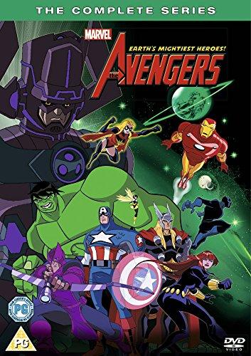 Avengers: Earth's Mightiest Heroes, Vols. 1-8