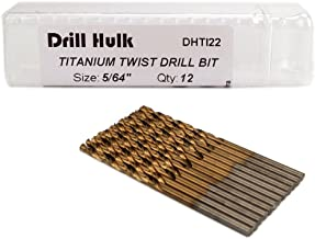 Drill Bit Point Angle 140/° Carbide Drill Bit Size 5//64 Micro Drill Bit 4 Facet Point