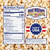 GREAT NORTHERN POPCORN COMPANY - 8 oz Popcorn Packs – Pre-Measured, Movie Theater Style, All-in-One Kernel, Salt, Oil Packets for Popcorn Machines (Pack of 24) #3
