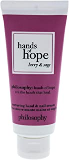 Philosophy Hands of Hope - Berry And Sage Cream by Philosophy for Unisex - 1 oz Hand Cream, 30 milliliters
