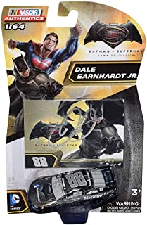AUTOGRAPHED 2016 Dale Earnhardt Jr. #88 Nationwide Racing BATMAN VS. SUPERMAN CAR (Hendrick Motorsports) Sprint Cup Series NASCAR Authentics Signed Lionel 1/64 Scale Diecast with COA