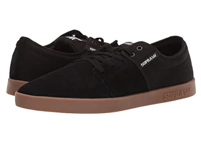 Supra Stacks II (Black/Gum 3) Men