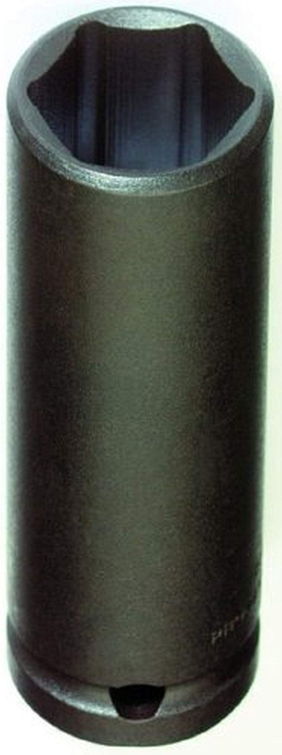 KT Pro Tools D1330M19 3//8 Drive 6-Point Deep Impact Socket