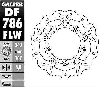 Galfer DF769W Wave Rear Rotor