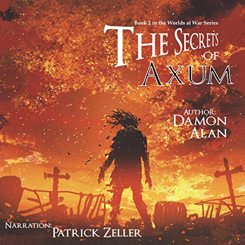 The Secrets of Axum cover art