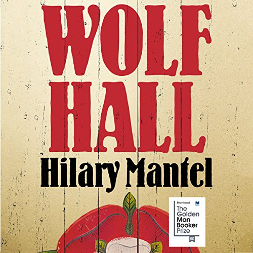Wolf Hall audiobook cover art