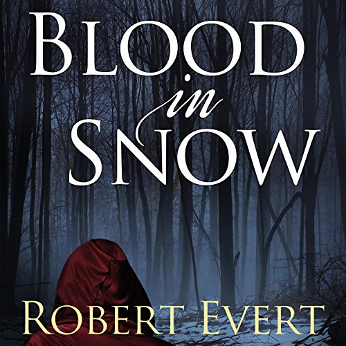 Blood in Snow audiobook cover art