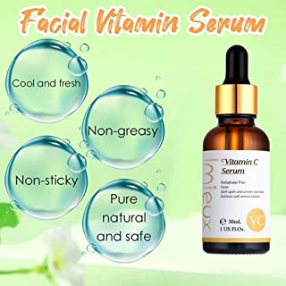 kloiu96 Moisturizing Whitening Anti-Aging Facial Vitamin Serum, Reduces Dark Spots and Restores Skin Color, Deep Repair & Protection of The Skin - Mild Ingredients for All Skin Types