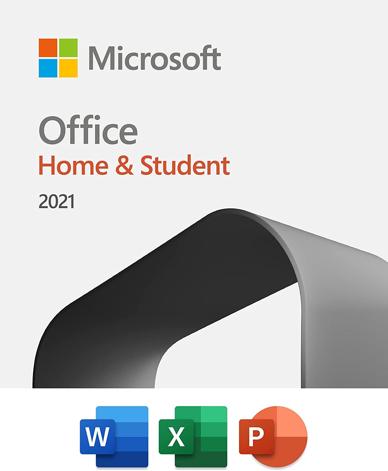 Microsoft Office Home & Student 2021 | One-time purchase for 1 PC or Mac| Download