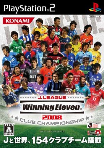 J.League Winning eleven 2008 Club championship PlayStation 2 [Import Japan]