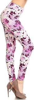 Leggings Depot Women's Ultra Soft Printed Fashion...