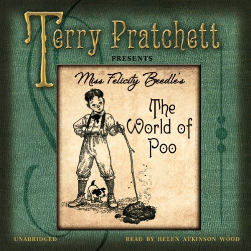 The World of Poo audiobook cover art