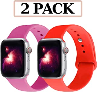 Best red 42mm apple watch band Reviews