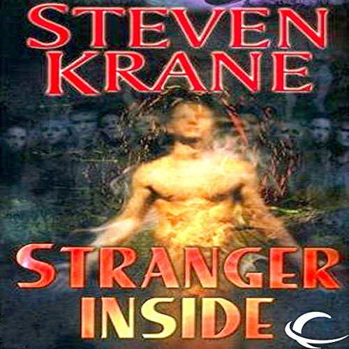 Stranger Inside audiobook cover art