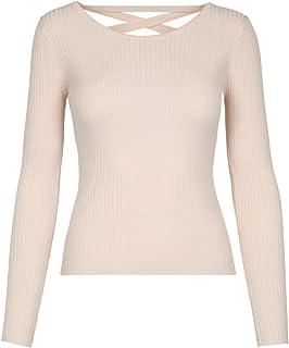 Tally Weijl womens SPUVITAJANA Tally Weijl Pullover Top for Women - Pink