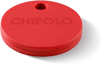 Chipolo Bluetooth Item Tracker (Red)