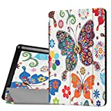 Cover for Amazon Kindle Fire HD8 (6. Generation 2016) 8.0 Inch Smart Slim Case Book Cover Stand Flip HD 8 New