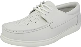 Mens Flat Sole Lightweight Lace Up  Bowls Shoes Bowling Trainers GREY Size 5-12