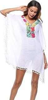 Boomboom Bikini Cover Up, 2018 Women Tassel Loose Plus Size Swimsuit Bikini Cover UPS Sunscreen Cover UPS For Teen Girls