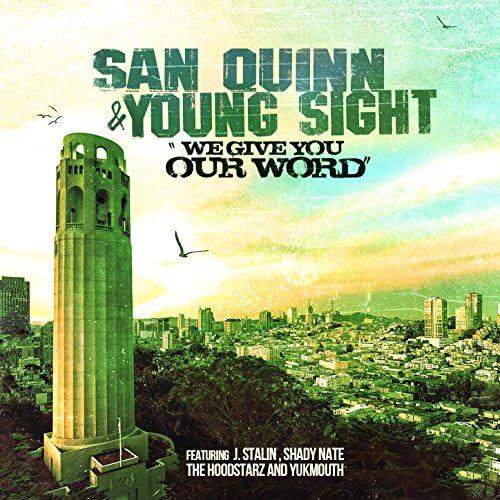 San Quinn & Young Sight