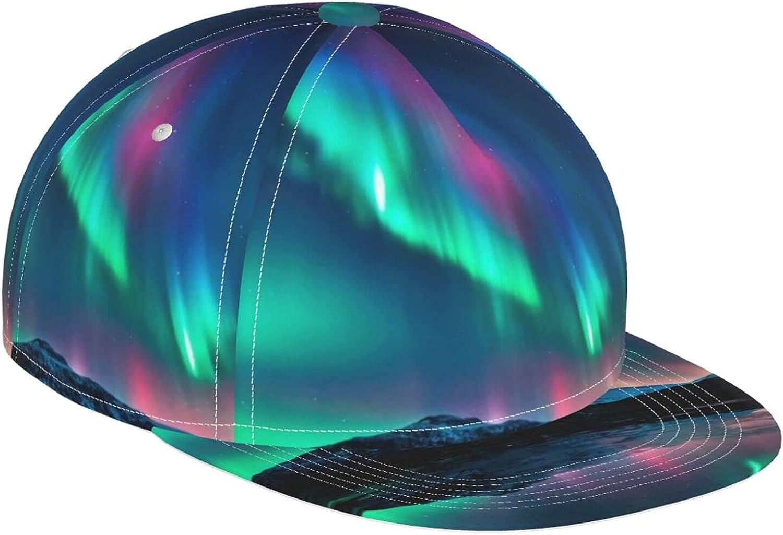 Virginia Beach Mall KINESONSS Fantasy Northern Lights Baseball Sweet Hat Cap Adjusta Dallas Mall