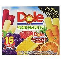 [冷凍] ロッテ Doleもりだくさんフルーツ 400ml