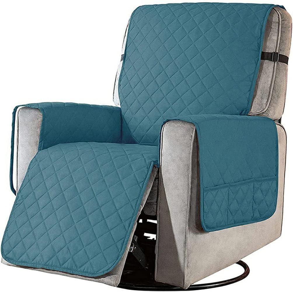 Long-awaited Small Recliner Slipcover Anti-Slip Cove Chair Oversized Elegant