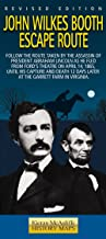 John Wilkes Booth Escape Route Map (History Maps)