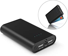 Portable Charger 10050mah Hydesen Power Bank External Battery Pack Power Bank Cell Phone Battery Backup Charger with Dual Output Compatible with Smart Phone, Android Phone, Tablet and More