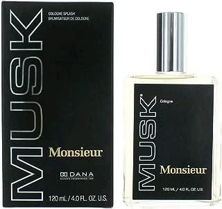 Best monsieur musk dana Reviews