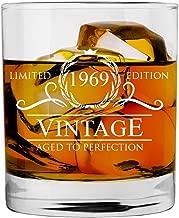 Best 50th birthday drinking glass Reviews