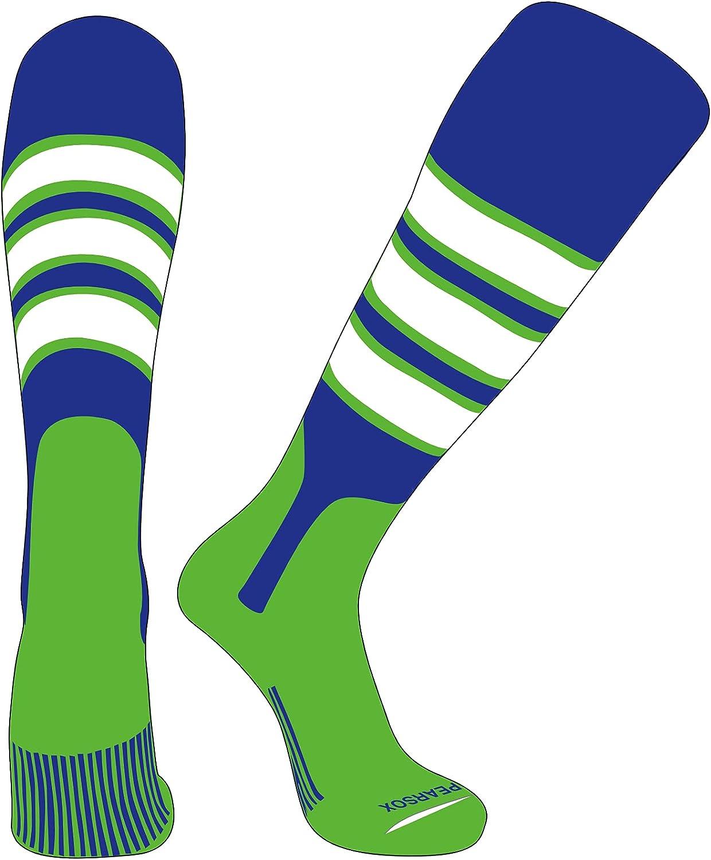PEARSOX Elite Baseball Knee High Stirrup Socks Indianapolis Mall 7in Royal Super intense SALE D N