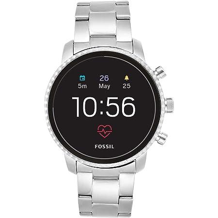 [フォッシル] 腕時計 Q EXPLORIST FTW4011J メンズ 正規輸入品 シルバー