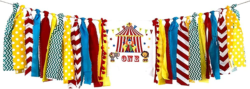 ONE Free shipping 1st Birthday High Chair Decoration for Banner First Ranking TOP18